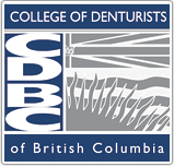College of Denturists of British Columbia Logo